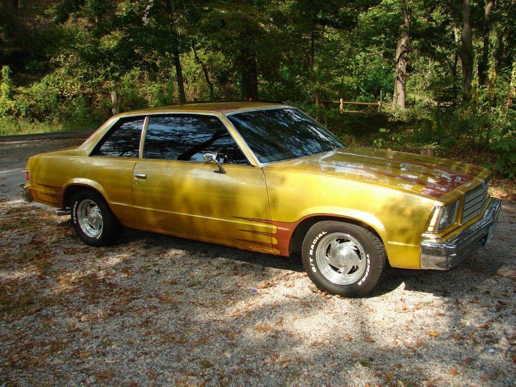 1979 Chevrolet Malibu EFI 350