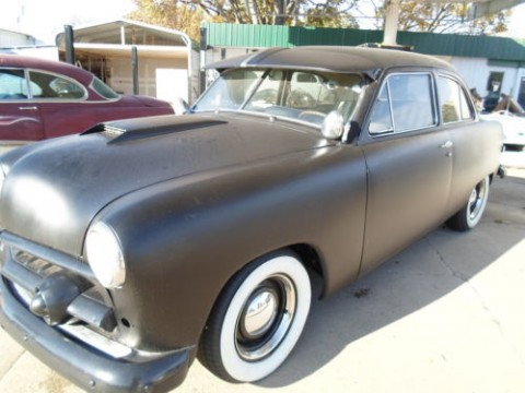 1950 FORD HOT ROD Classic PROJECT for sale