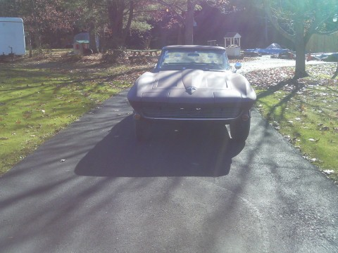 1964 Chevrolet Corvette Convertible Project Car for sale