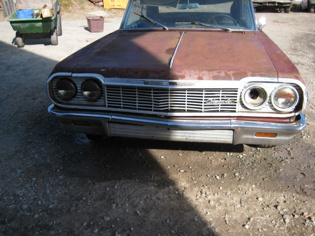 Impala Project Car For Sale