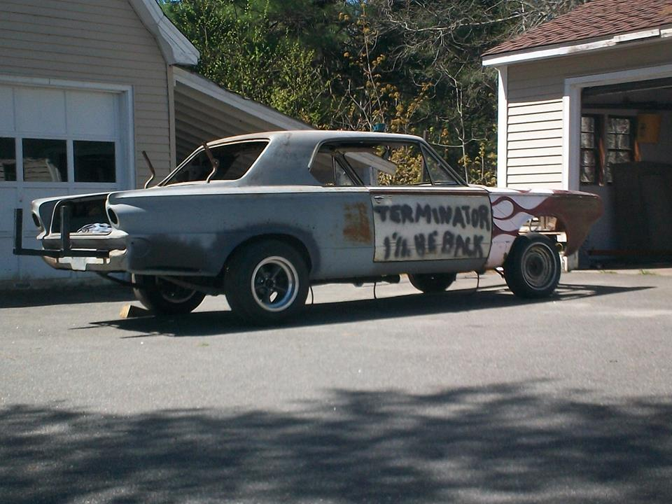 """1970 Dodge Charger Rt Project Car Overall Solid Car For Sale: 1964 Dodge Dart G/T Gasser """"project"""" For Sale"""