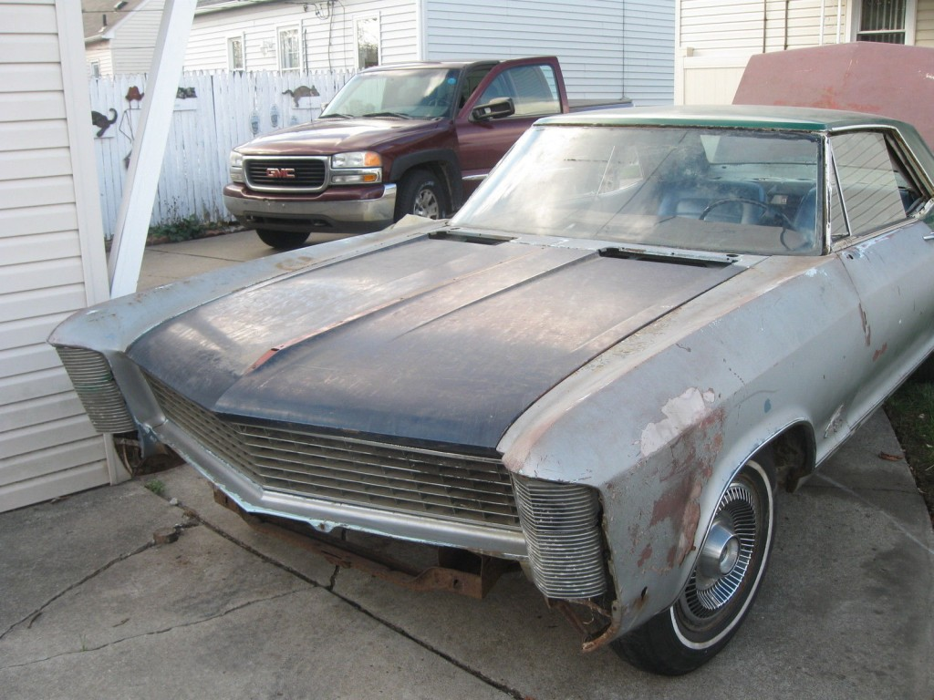 1965 buick riviera base hardtop 2 door 6 6l project or parts for sale. Cars Review. Best American Auto & Cars Review