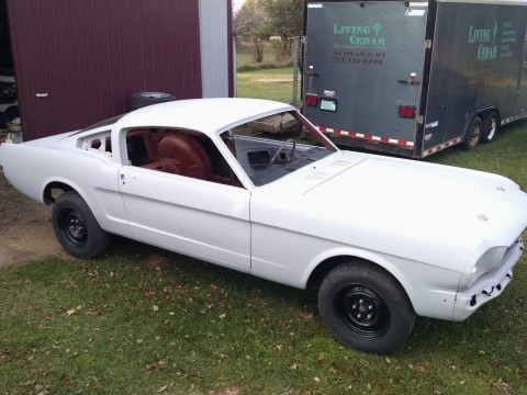 1966 Ford Mustang 2+2 Project for sale