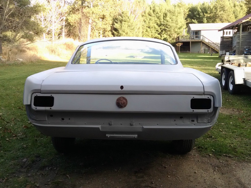 1966 ford mustang 2 2 project for sale. Black Bedroom Furniture Sets. Home Design Ideas
