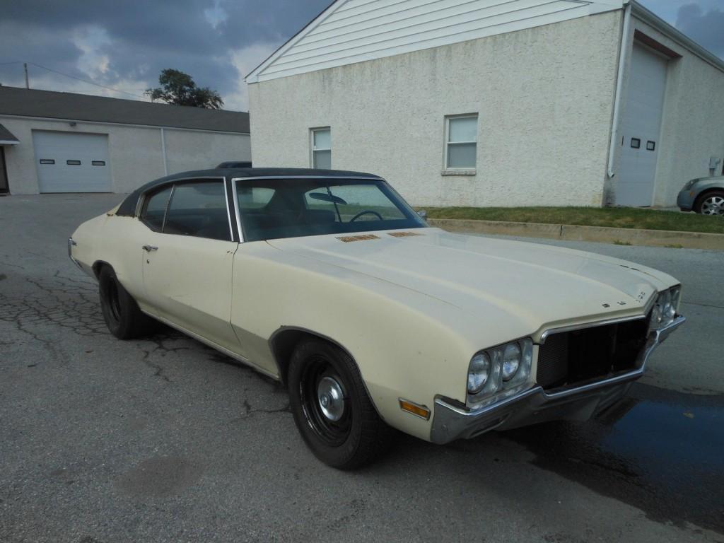 1970 Buick Skylark Ls Swap Project For Sale
