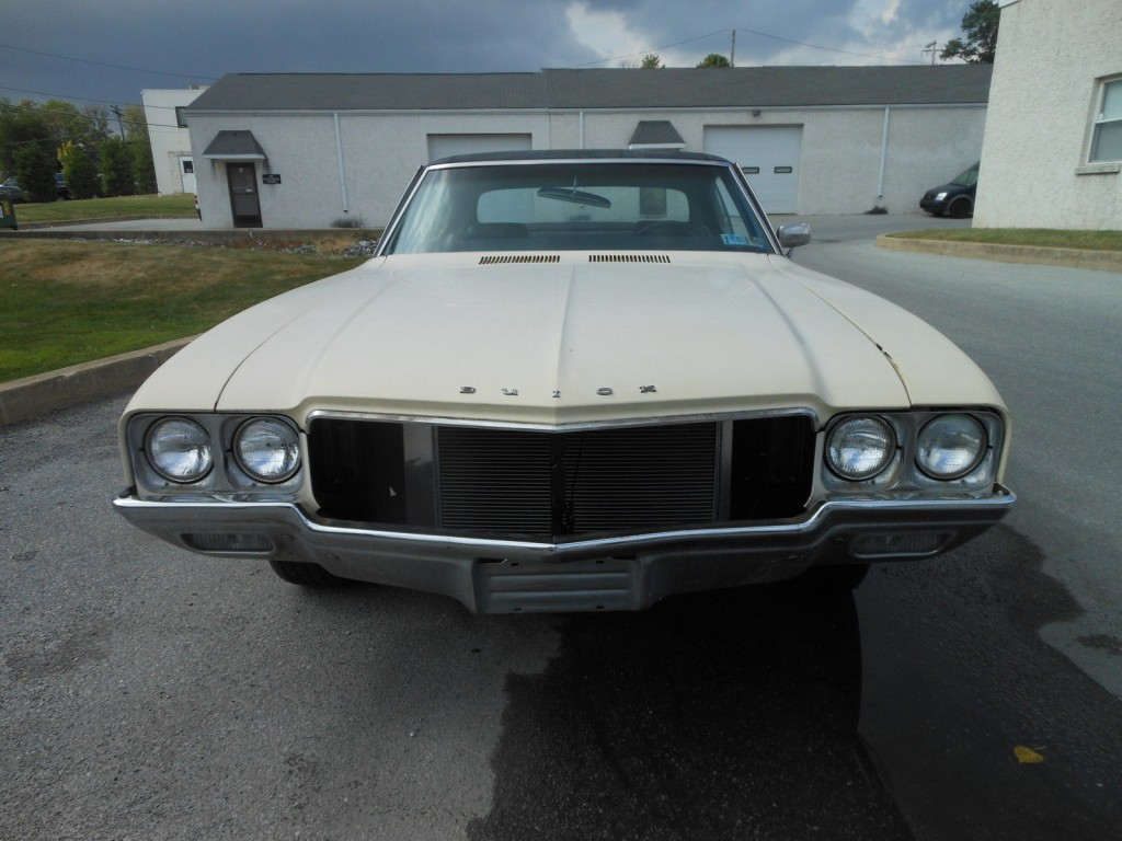 1970 Buick Skylark LS swap project