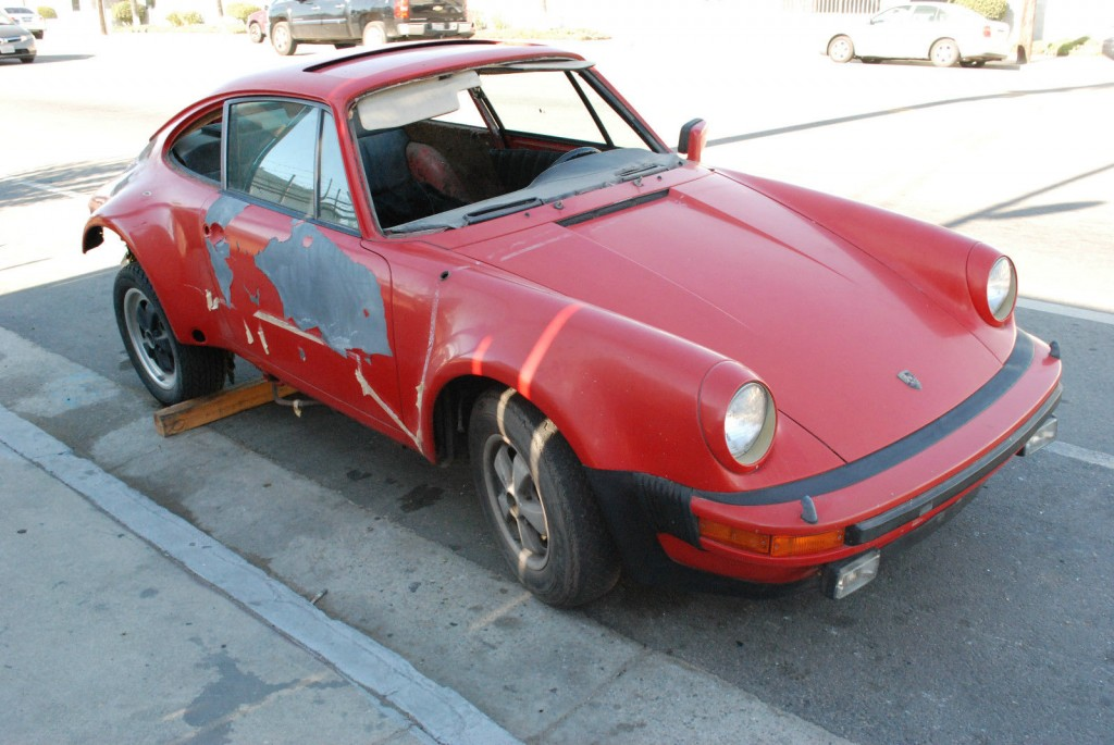 1960 Porsche 356b For Sale In Scotts Valley California: 1976 Porsche 911 930 For Sale