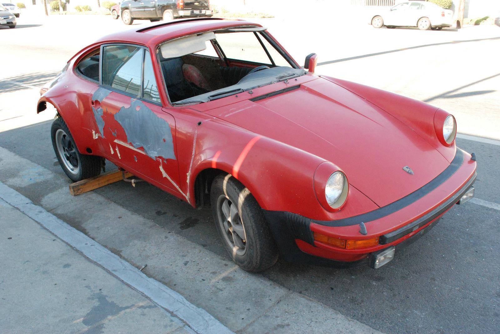 1976 Porsche 911 930 For Sale