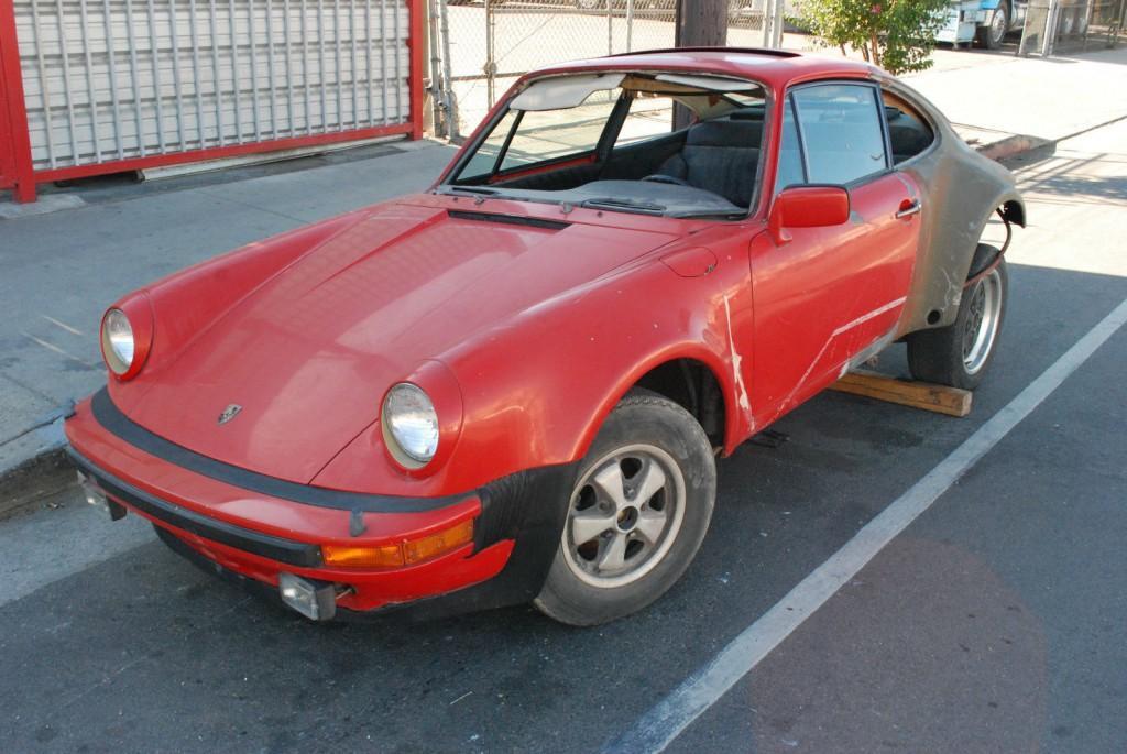 1976 Porsche 911 930
