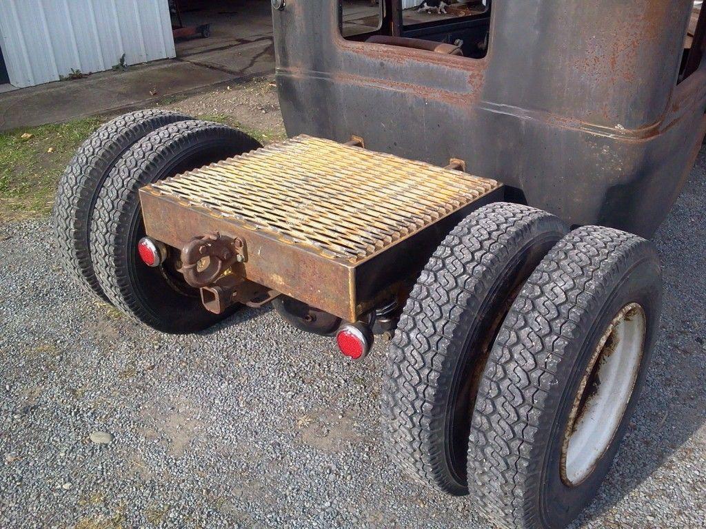 1931 Huppmobile Turbo Diesel Dually Hot Rod Truck Rat Rod