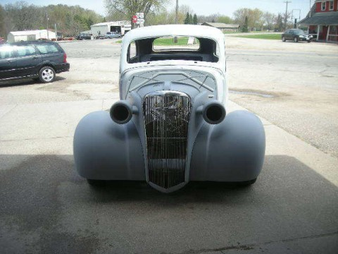 1937 Chevy Street rod project for sale