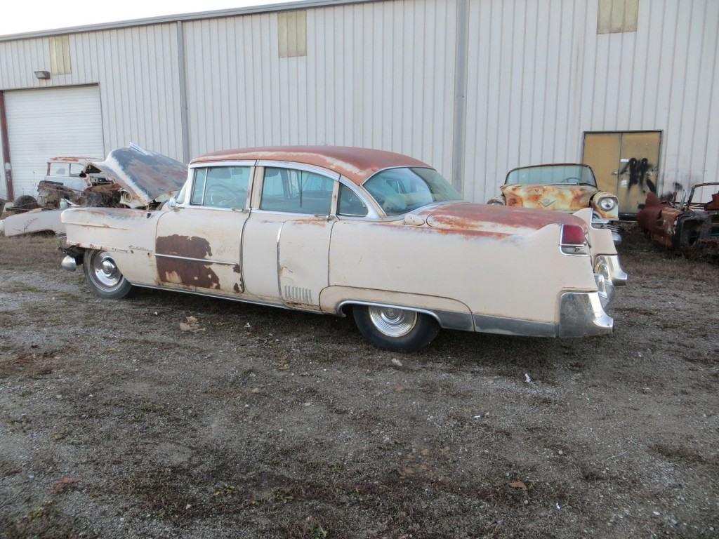 1954 Cadillac Fleetwood Solid PROJECT
