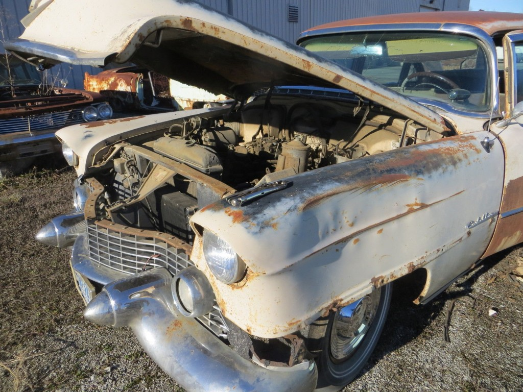 1954 Cadillac Fleetwood Solid PROJECT