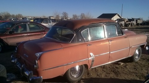 1954 Plymouth Project Barn Find for sale