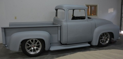 1956 ford F100 Custom Project for sale