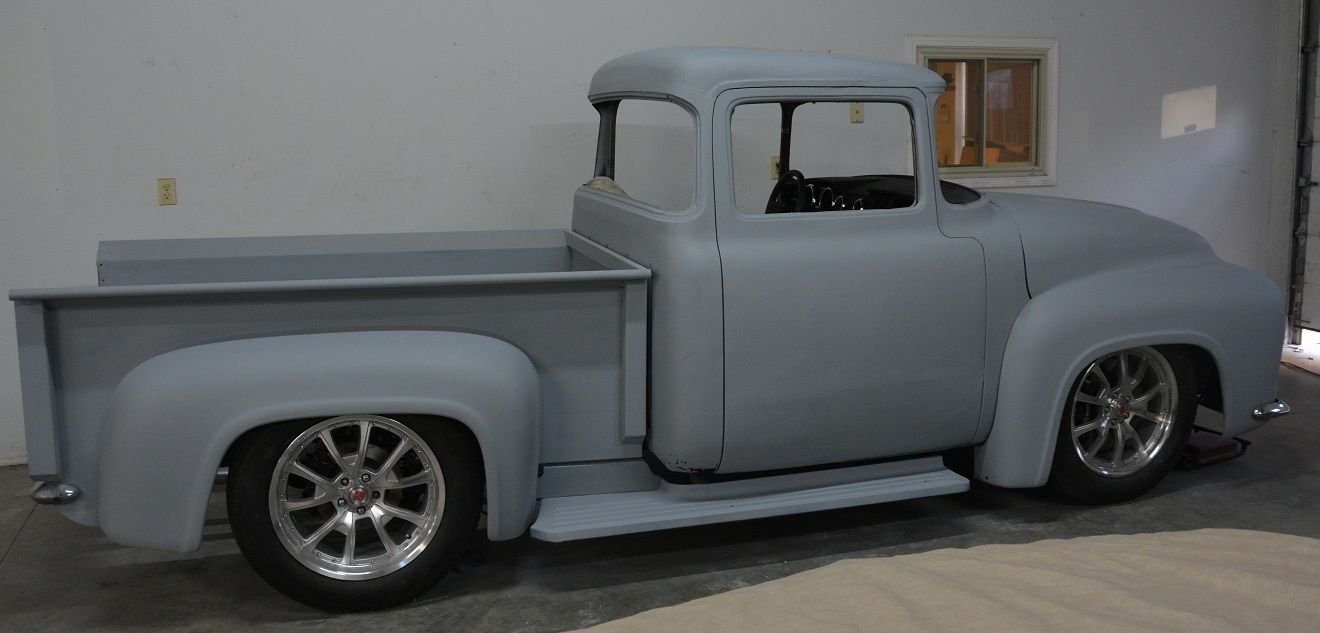 1956 ford f100 custom project for sale. Cars Review. Best American Auto & Cars Review