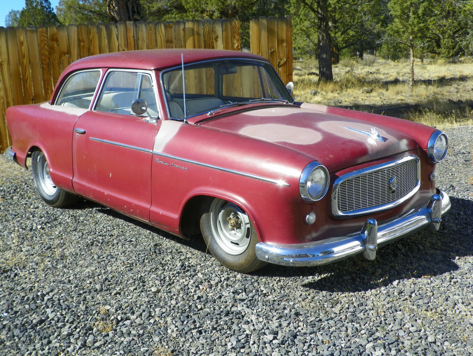 1960 american rambler hot rod for sale for American classic motors for sale