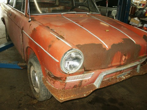 1962 BMW 700 LS Coupe for sale
