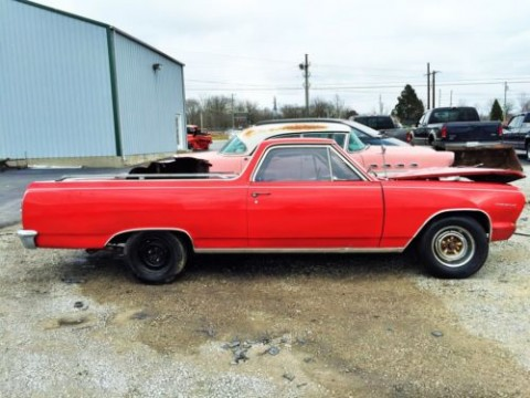 1964 Chevrolet El Camino Project car for sale