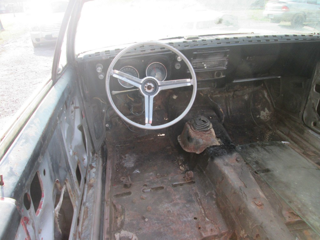 1967 Pontiac Firebird Convertible Project Car For Sale: 1967 Pontiac Firebird Convertible Project Car For Sale