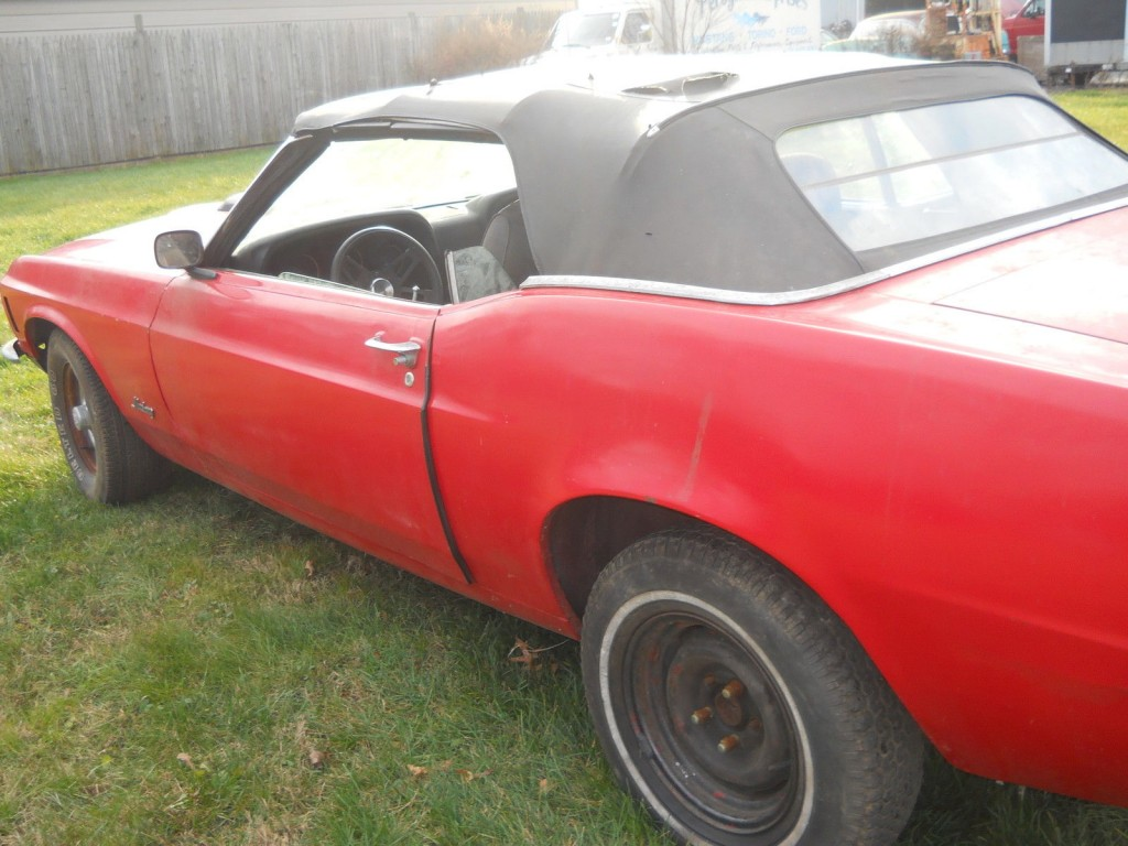 Ford Mustang Restoration Project For Sale