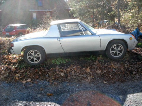 1974 Porsche 914 project car for sale
