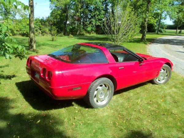 have a 1994 corvette for sale it has about 150000 miles on the lt1. Cars Review. Best American Auto & Cars Review