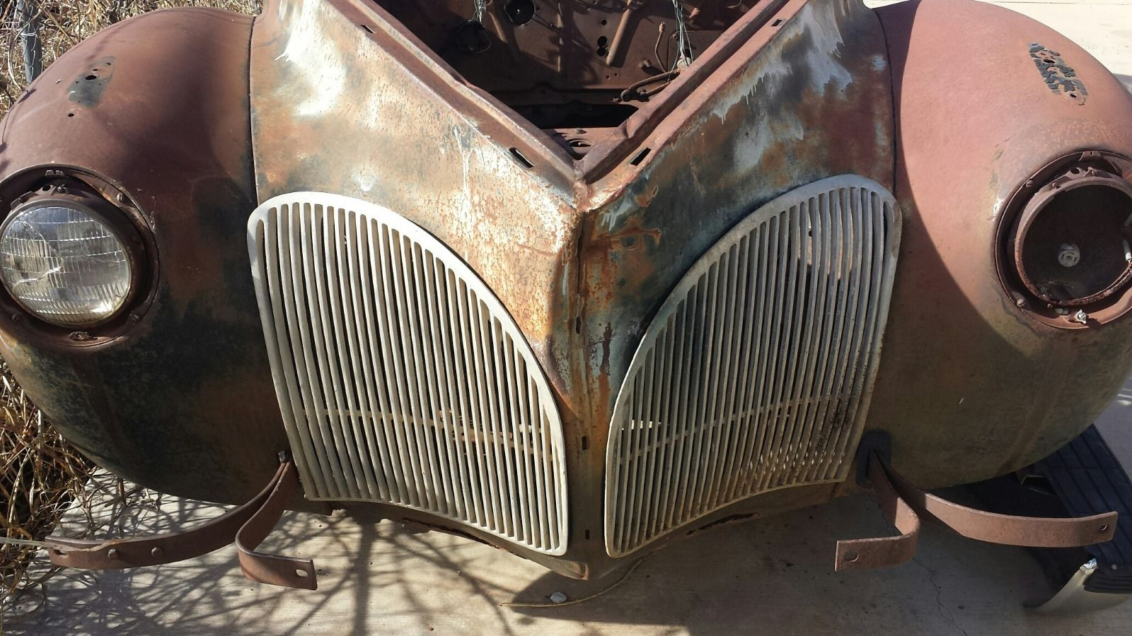 unrestored project car 1941 plymouth coupe for sale autos post. Black Bedroom Furniture Sets. Home Design Ideas