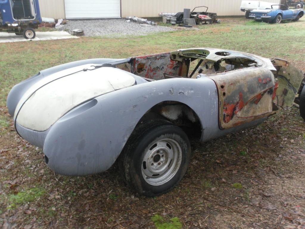 1959 Chevrolet Corvette Project