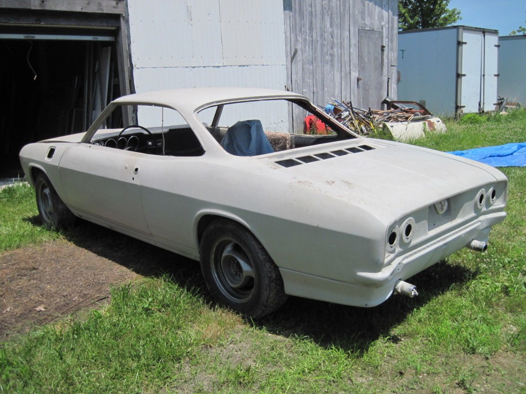 1965 Chevrolet Corvair Project Car