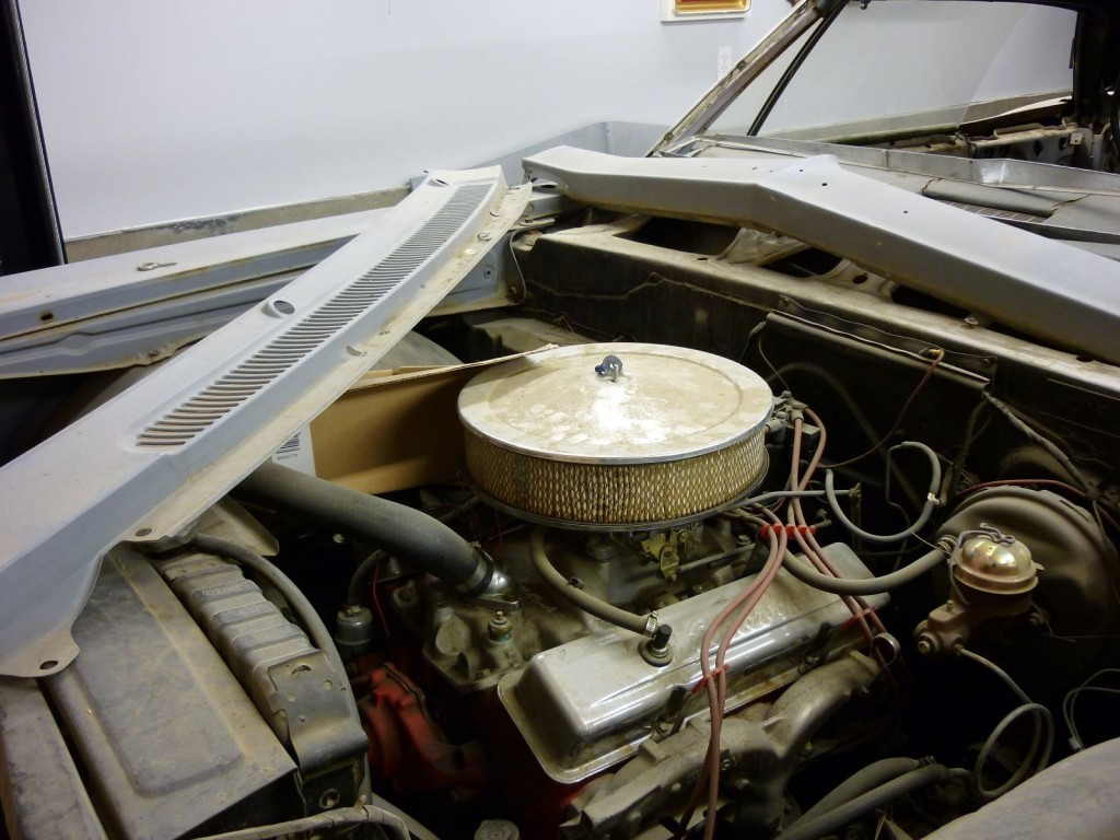 1965 Chevrolet Impala SS Convertible (project)
