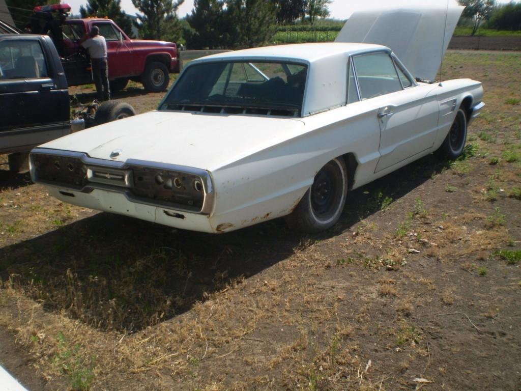 1965 Ford Thunderbird Project car