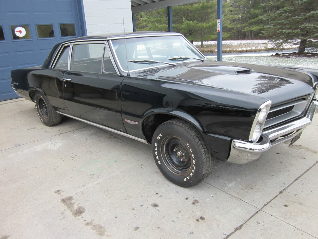 1965 Pontiac GTO Project for sale