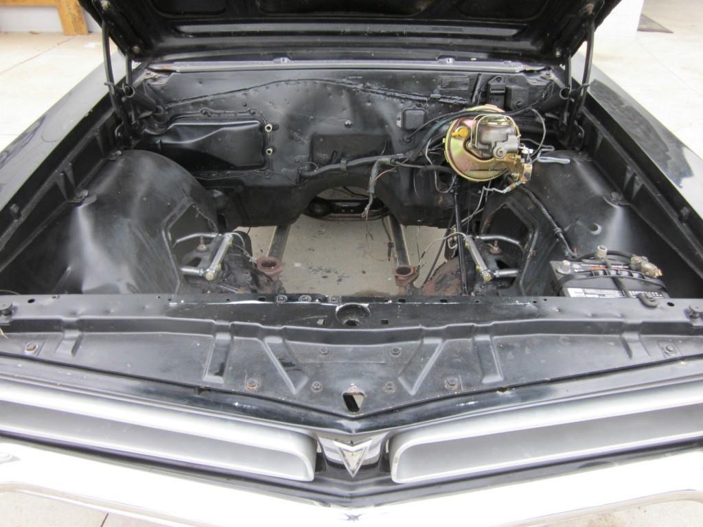 1965 Pontiac GTO Project