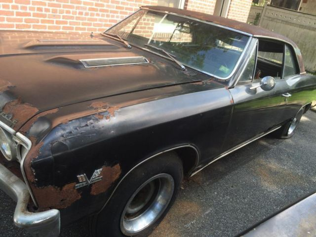 Cars For Sale Chevelle Super Sport   Project Car