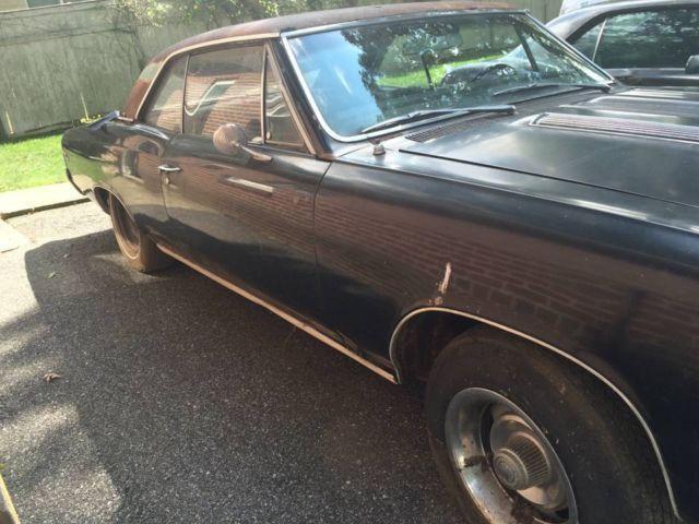 1967 Chevrolet Chevelle Super Sport Project car