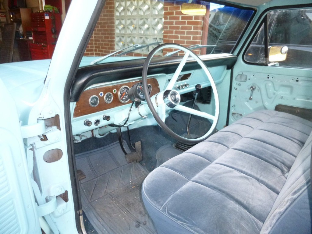 1967 Ford F100 Project Truck