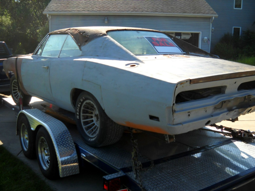 1969 Dodge Charger True 383 Big Block Car For Sale