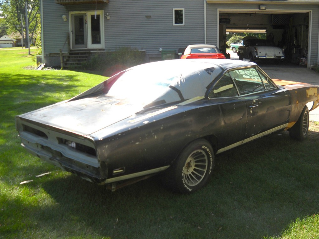 1969 dodge charger true 383 big block car for sale. Black Bedroom Furniture Sets. Home Design Ideas