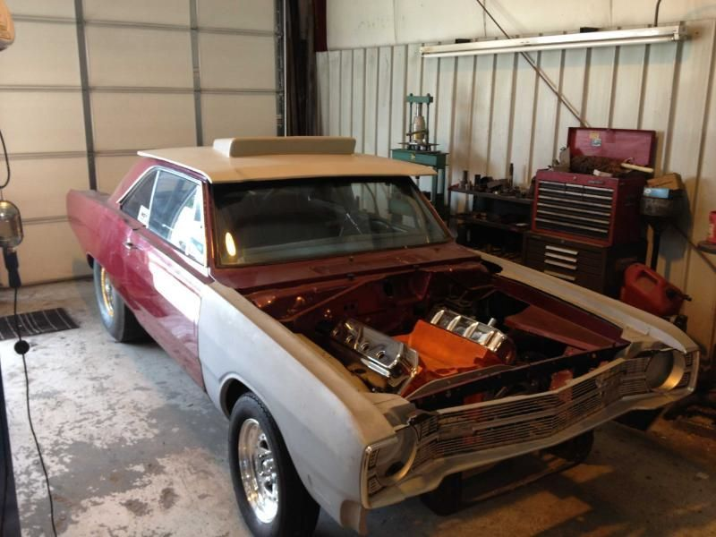 1969 Dodge Dart Project Car For Sale