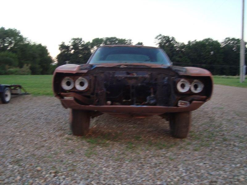 1970 Dodge Coronet 500 Project/pars Car For Sale