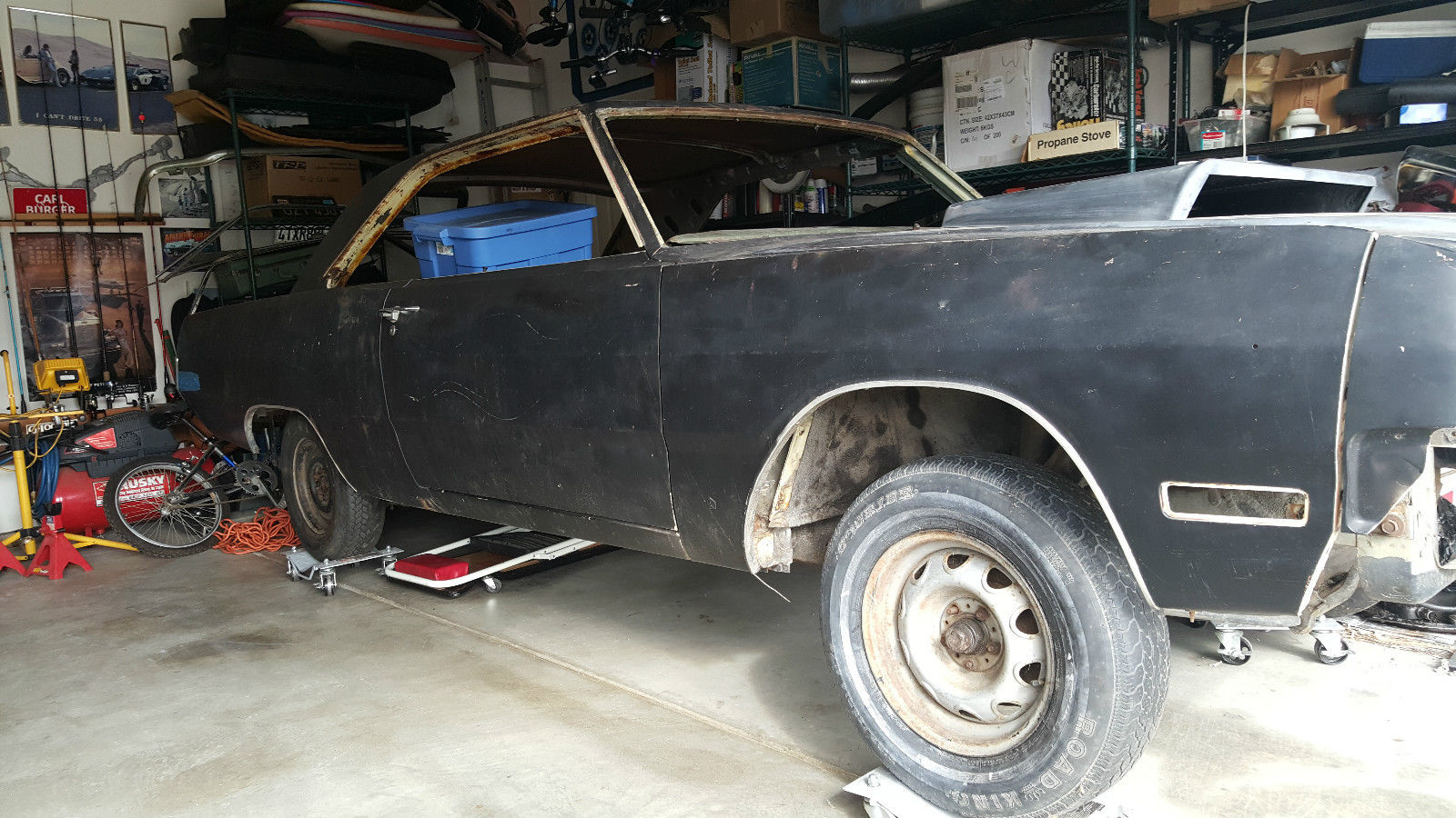 1970 Dodge Dart Project For Sale