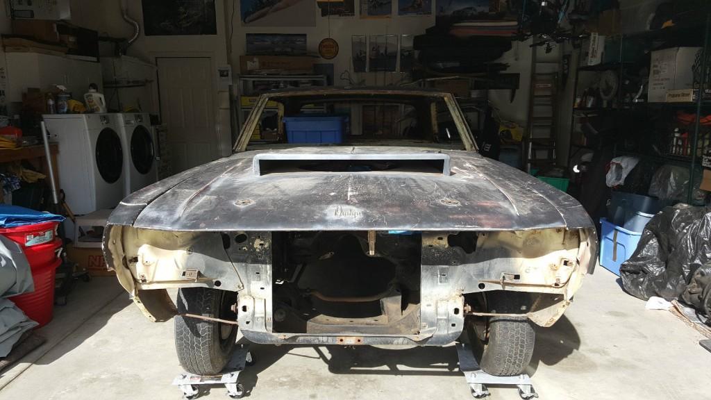 1970 Dodge Dart Project