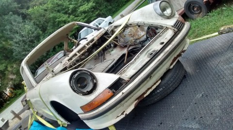 1970 Porsche 911S Project for sale