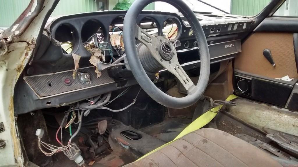 1970 Porsche 911S Project