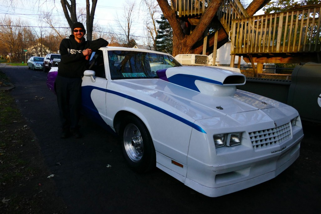 1981 chevy monte carlo pro street legal fast loud hot rod race car project for sale. Black Bedroom Furniture Sets. Home Design Ideas