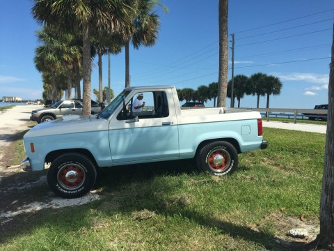 1986 Ford Bronco II Project Show Truck for sale