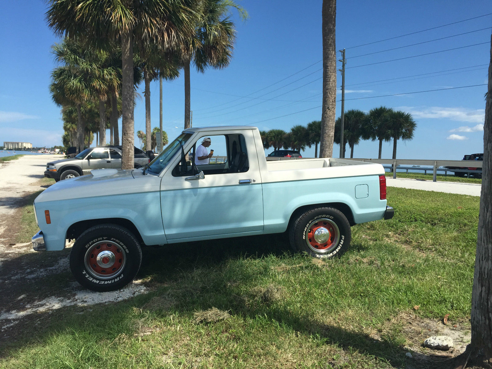 1986 ford bronco ii project show truck for sale. Black Bedroom Furniture Sets. Home Design Ideas