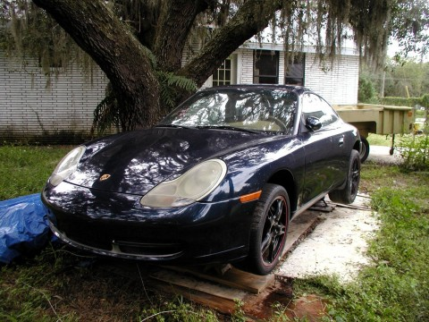 1999 Porsche 911 Rolling Chassie for sale