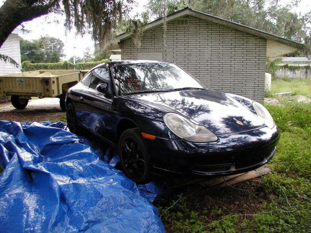 1999 Porsche 911 Rolling Chassie